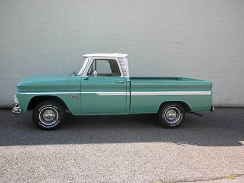 1966 Chevrolet C/K 10 Series for sale at D & B Auto Sales & Service in Martinsville VA