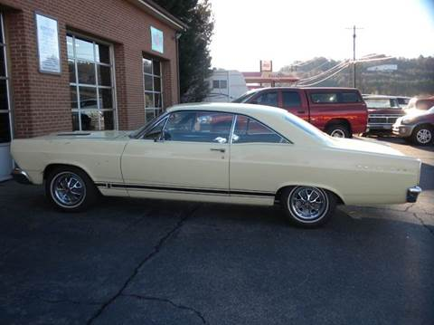 1966 Ford Fairlane for sale at D & B Auto Sales & Service in Martinsville VA