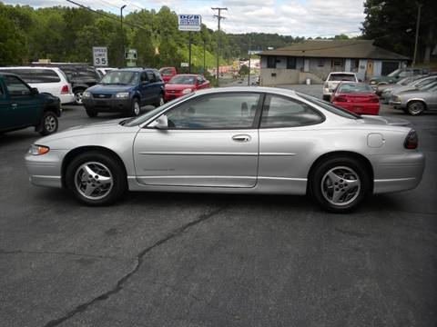 2001 Pontiac Grand Prix for sale in Martinsville, VA