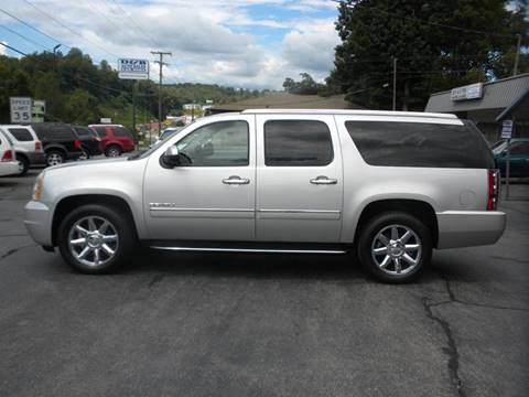 2011 GMC Yukon XL for sale in Martinsville, VA