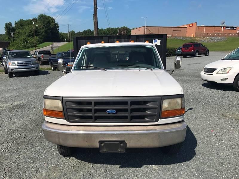 1997 Ford F-350 2dr XL Standard Cab LB - Winston-Salem NC