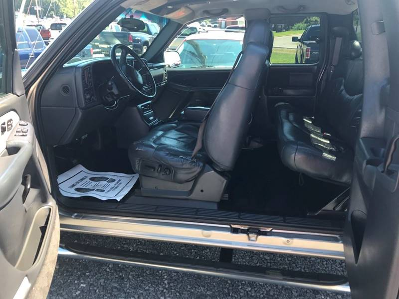 2002 Chevrolet Silverado 2500HD 4dr Extended Cab LT 4WD SB - Winston-Salem NC