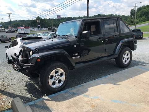 2007 Jeep Wrangler Unlimited for sale in Winston-Salem, NC