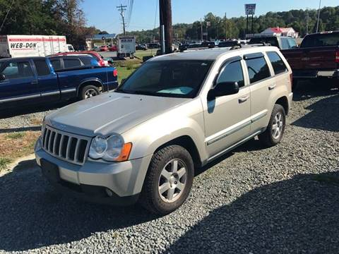 2008 Jeep Grand Cherokee for sale in Winston-Salem, NC