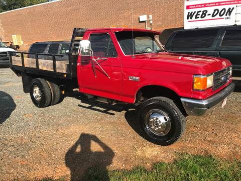 1990 Ford F-350 Super Duty for sale in Winston-Salem, NC