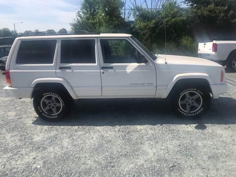 Jeep For Sale in Winston-Salem, NC - Clayton Auto Sales