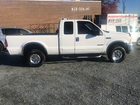 2001 Ford F-250 Super Duty for sale in Winston-Salem, NC