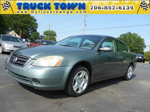 2004 Nissan Altima for sale in Summerville, GA
