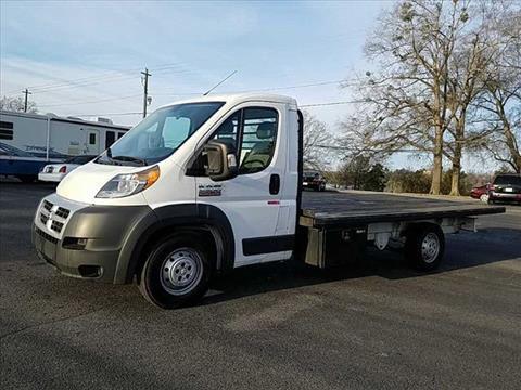 2014 RAM ProMaster Cab Chassis for sale in Summerville, GA