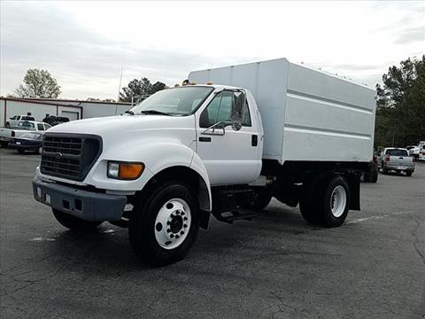 2001 Ford F-650 Super Duty for sale in Summerville, GA
