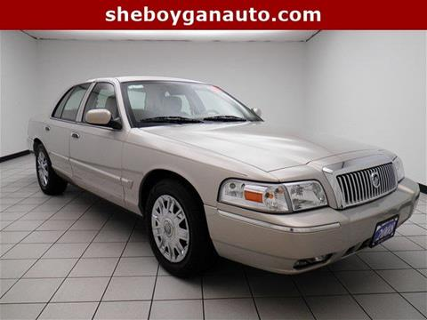 2008 Mercury Grand Marquis for sale in Sheboygan, WI