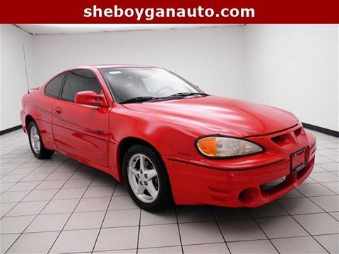 1999 Pontiac Grand Am for sale in Sheboygan, WI