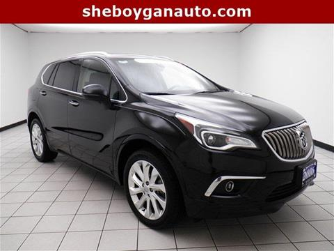 2016 Buick Envision for sale in Sheboygan, WI