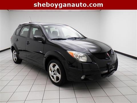 2004 Pontiac Vibe for sale in Sheboygan, WI
