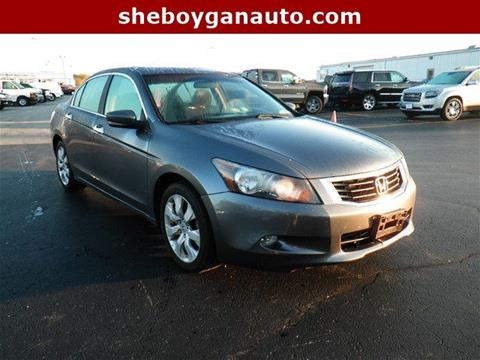 2009 Honda Accord for sale in Sheboygan, WI