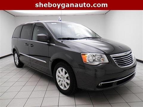 2016 Chrysler Town and Country for sale in Sheboygan, WI