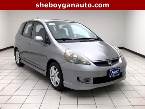 2007 Honda Fit for sale in Sheboygan, WI
