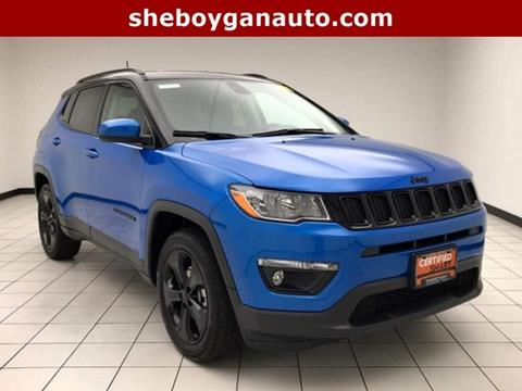 2018 Jeep Compass for sale in Sheboygan, WI