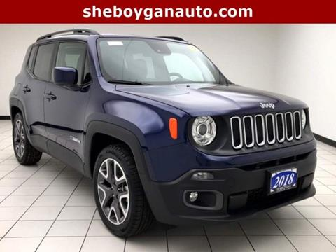 2018 Jeep Renegade for sale in Sheboygan, WI