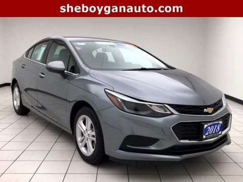 2018 Chevrolet Cruze for sale in Sheboygan, WI
