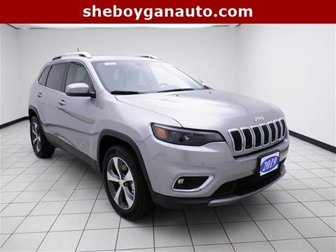 2019 Jeep Cherokee for sale in Sheboygan, WI
