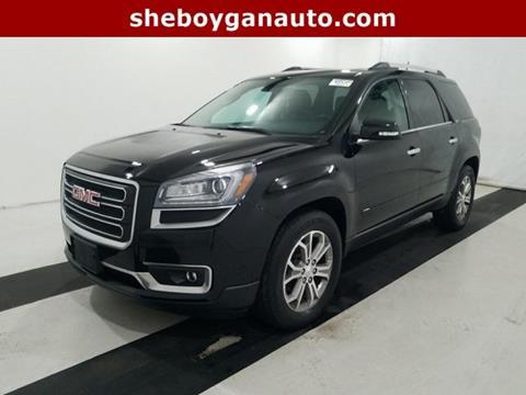 Acadia For Sale >> Gmc Acadia For Sale In Sheboygan Wi R R Budget Auto