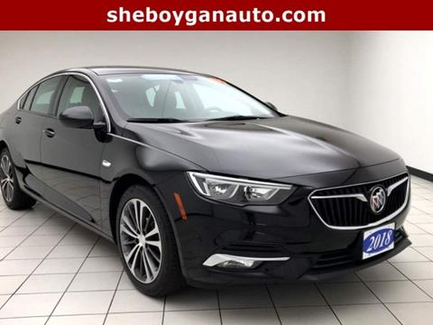 2018 Buick Regal Sportback for sale in Sheboygan, WI