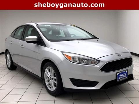 2016 Ford Focus for sale in Sheboygan, WI