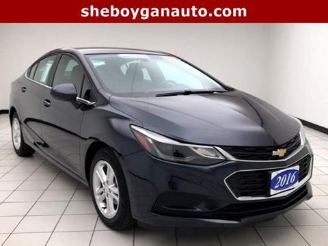 2016 Chevrolet Cruze for sale in Sheboygan, WI