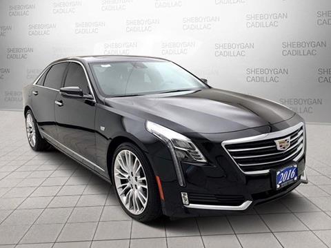 2016 Cadillac CT6 for sale in Sheboygan, WI