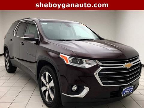2019 Chevrolet Traverse for sale in Sheboygan, WI