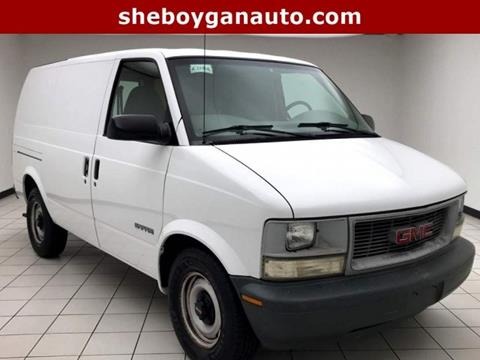 2000 GMC Safari Cargo for sale in Sheboygan, WI