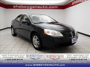 2006 Pontiac G6 for sale in Sheboygan, WI