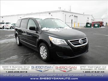 2012 Volkswagen Routan for sale in Sheboygan, WI