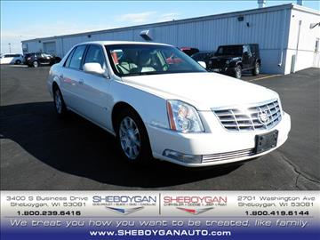 2008 Cadillac DTS for sale in Sheboygan, WI