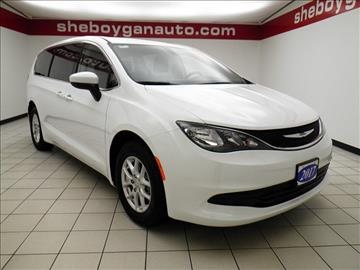 2017 Chrysler Pacifica for sale in Sheboygan, WI