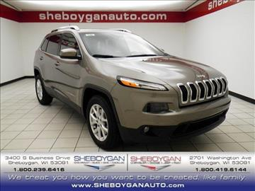 2017 Jeep Cherokee for sale in Sheboygan, WI