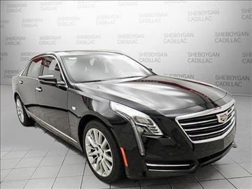 2017 Cadillac CT6 for sale in Sheboygan, WI