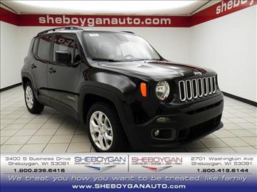 2017 Jeep Renegade for sale in Sheboygan, WI