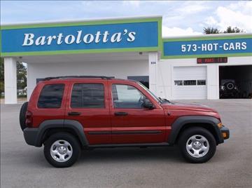 2006 Jeep Liberty for sale in Sullivan, MO