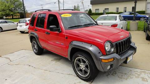 2003 Jeep Liberty for sale in South Elgin, IL