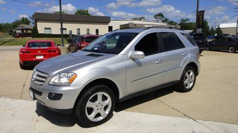 2008 Mercedes-Benz M-Class for sale in South Elgin, IL