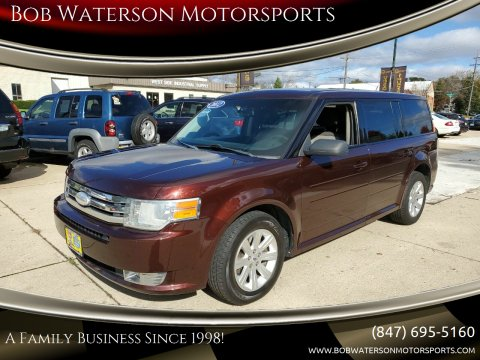 2012 Ford Flex for sale at Bob Waterson Motorsports in South Elgin IL