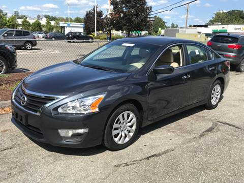 2015 Nissan Altima for sale in Ludlow, MA