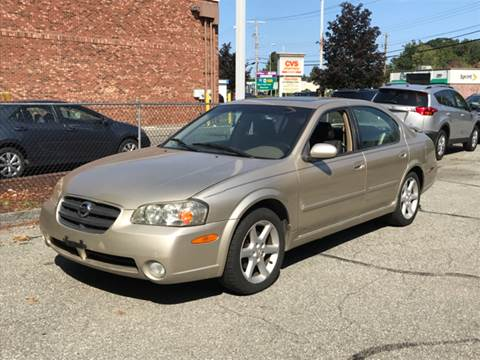 2003 Nissan Maxima for sale in Ludlow, MA