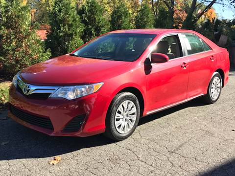 2014 Toyota Camry for sale in Ludlow, MA