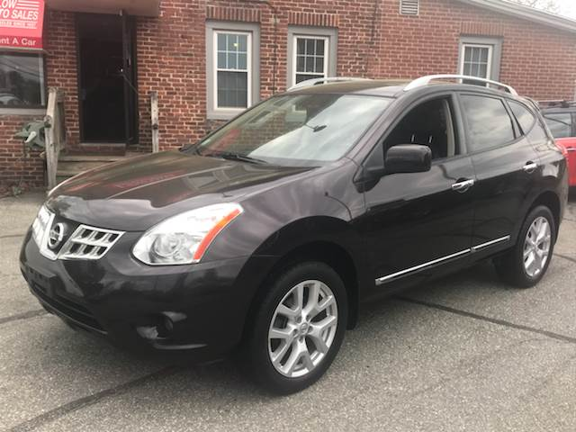 2011 Nissan Rogue For Sale At Ludlow Auto Sales In Ludlow MA