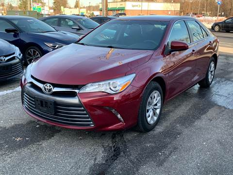 2015 Toyota Camry for sale in Ludlow, MA