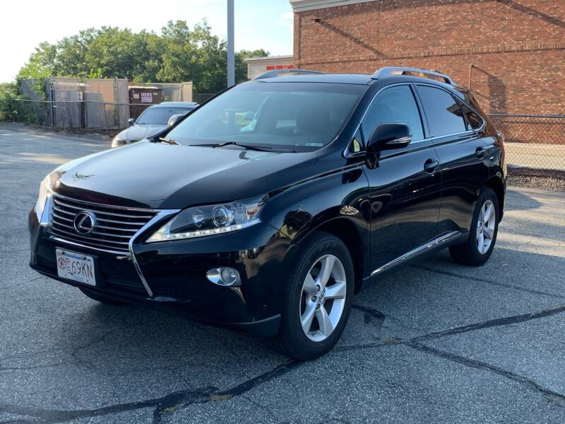 2013 Lexus RX 350 for sale at Ludlow Auto Sales in Ludlow MA