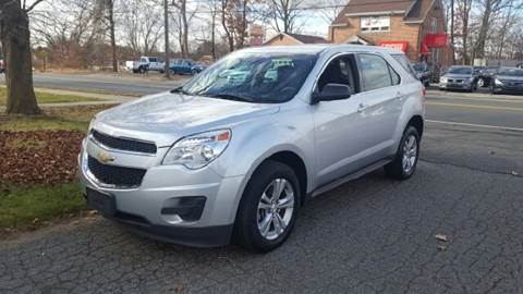 2014 Chevrolet Equinox for sale at Ludlow Auto Sales in Ludlow MA